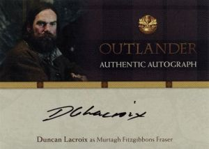 DL – Duncan Lacroix as Murtagh Fitzgibbons Fraser