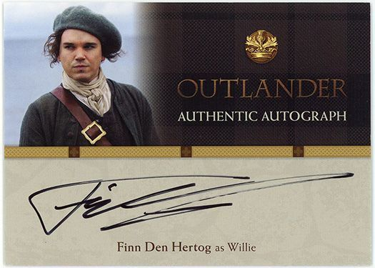 FDH – Finn Den Hertog as Willie