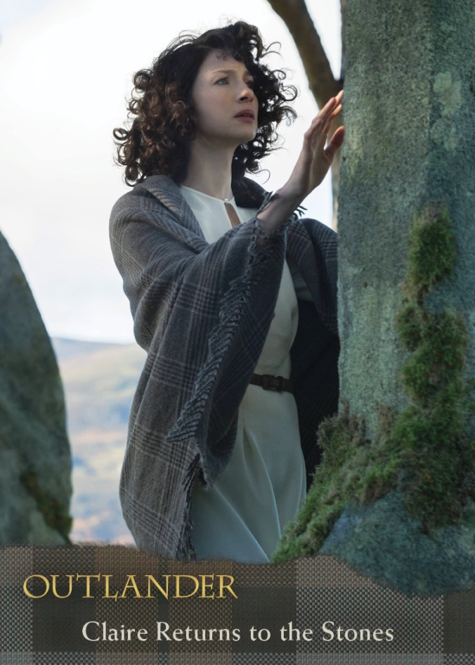 Base 05 - Claire Returns to the Stones