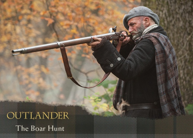 Base 21 - The Boar Hunt