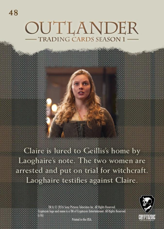 Base 48b - Laoghaire's Revenge