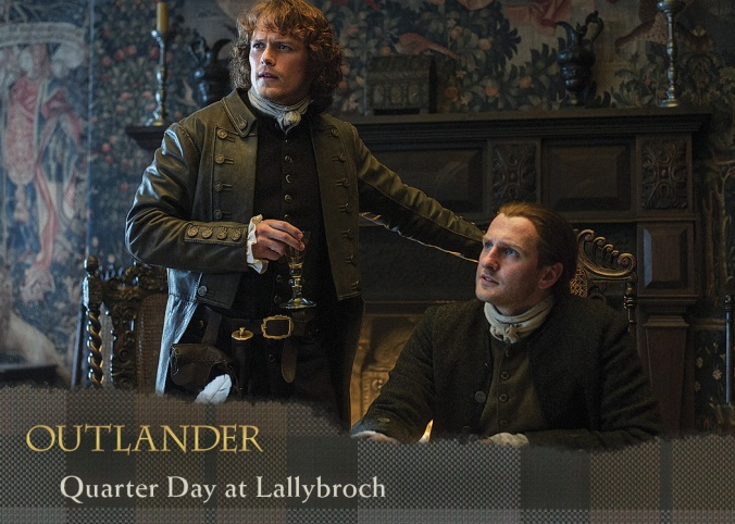 Base 54 - Quarter Day at Lallybroch
