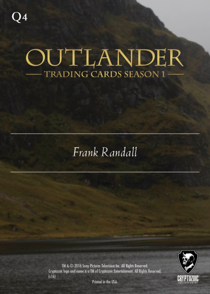 Q4b - Frank Randall