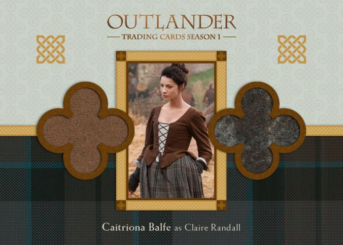 DM7 - Caitriona Balfe as Claire Randall