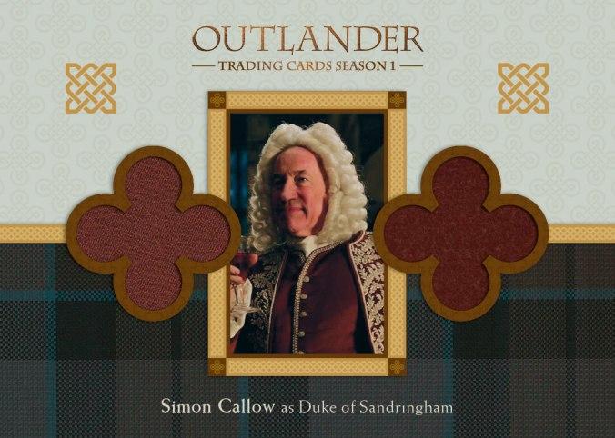 DM8 - Simon Callow as Duke of Sandringham