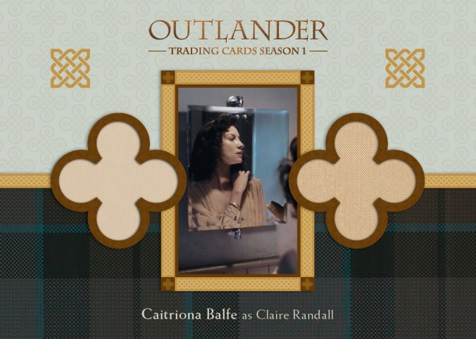 DM9 - Caitriona Balfe as Claire Randall