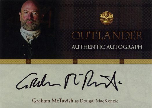 GM - Graham McTavish as Dougal MacKenzie