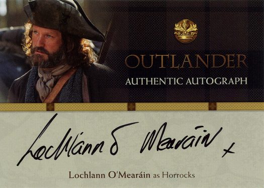 LO - Lochlann O'Mearáin as Horrocks