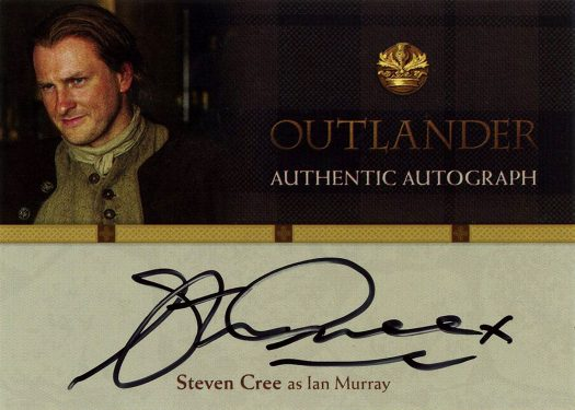 SC - Steven Cree as Ian Murray