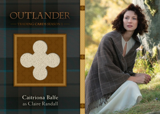 M01 - Caitriona Balfe as Claire Randall