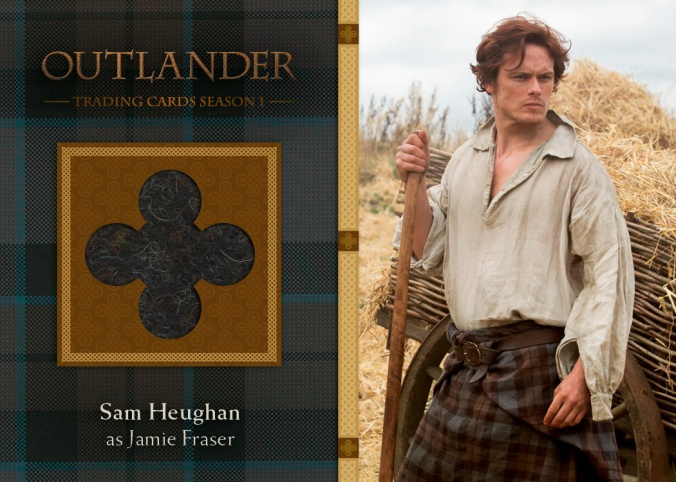 M02 - Sam Heughan as Jamie Fraser