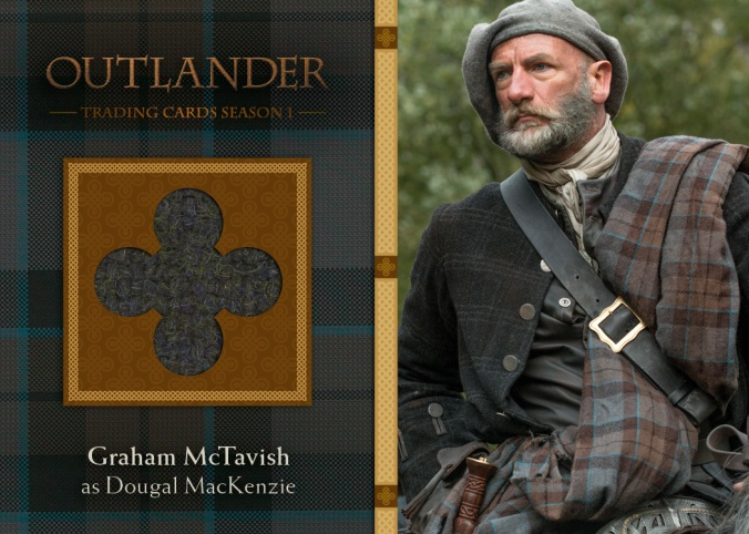 M05 - Graham McTavish as Dougal MacKenzie