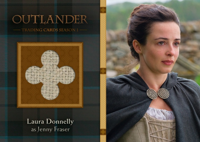 M06 - Laura Donnelly as Jenny Fraser