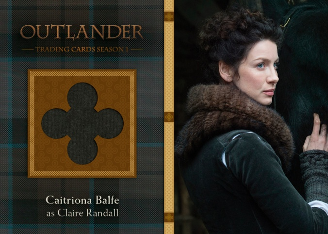 M07 - Caitriona Balfe as Claire Randall
