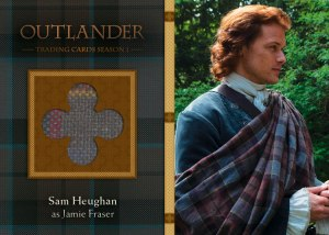 M08 - Sam Heughan as Jamie Fraser