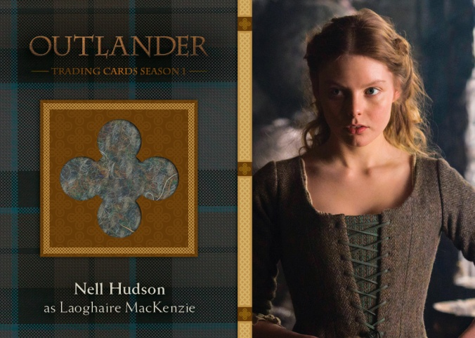 M09 - Nell Hudson as Laoghaire MacKenzie