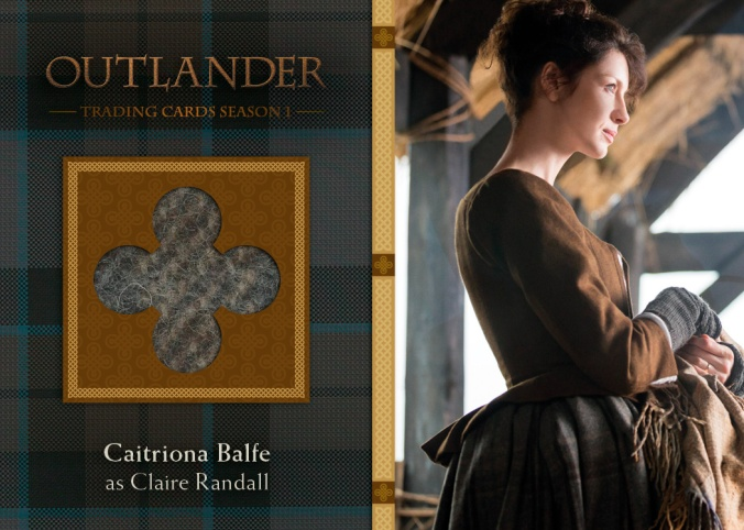 M10 - Caitriona Balfe as Claire Randall