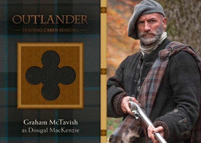 M12 - Graham McTavish as Dougal MacKenzie