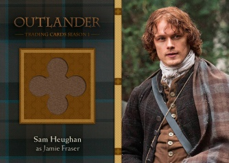 M14 - Sam Heughan as Jamie Fraser