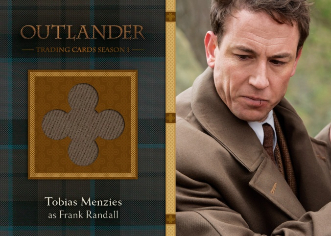 M15 - Tobias Menzies as Frank Randall
