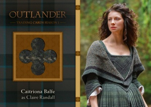 M16 - Caitriona Balfe as Claire Randall