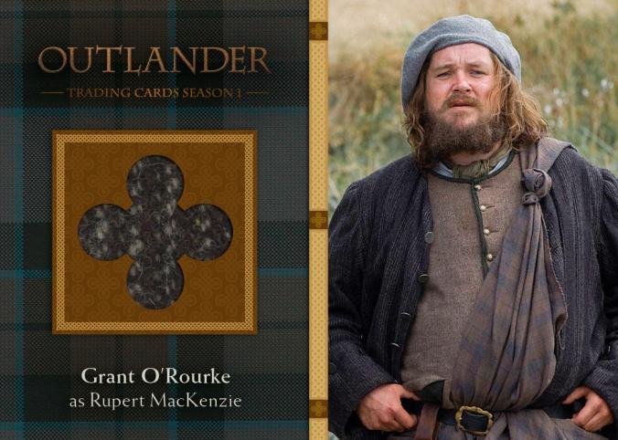 M17 - Grant O'Rourke as Rupert MacKenzie