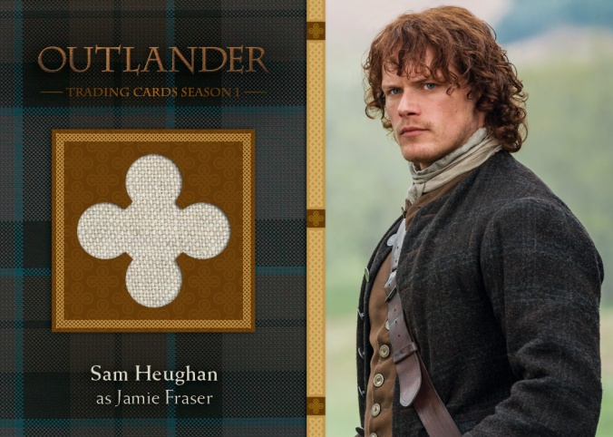 M18 - Sam Heughan as Jamie Fraser