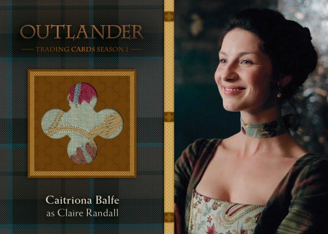 M20 - Caitriona Balfe as Claire Randall