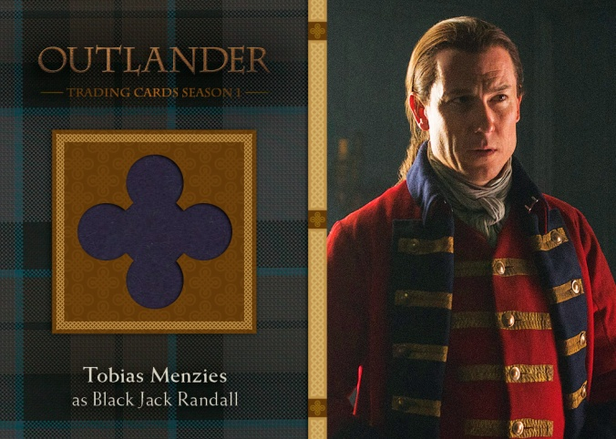 M21 - Tobias Menzies as Black Jack Randall