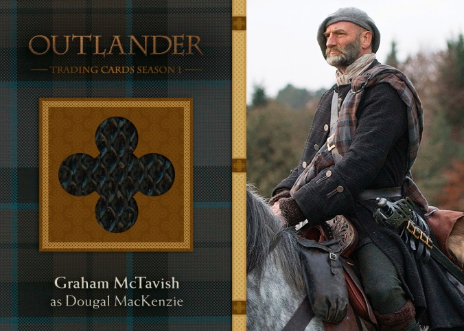 M23 - Graham McTavish as Dougal MacKenzie
