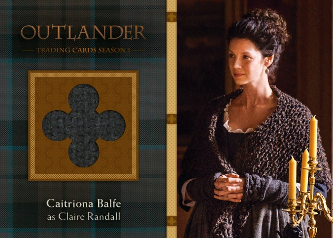 M24 - Caitriona Balfe as Claire Randall