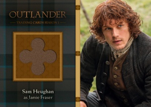 M26 - Sam Heughan as Jamie Fraser