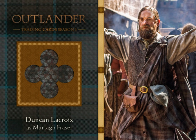 M28 - Duncan Lacroix as Murtagh Fraser