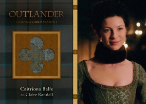 M29 - Caitriona Balfe as Claire Randall