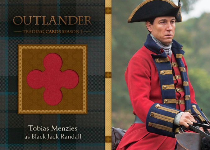 M30 - Tobias Menzies as Black Jack Randall