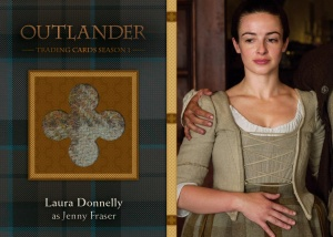 M31 - Laura Donnelly as Jenny Fraser