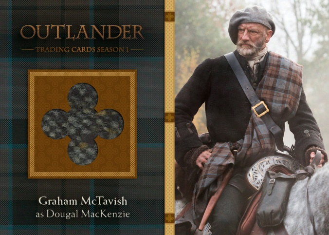 M33 - Graham McTavish as Dougal MacKenzie