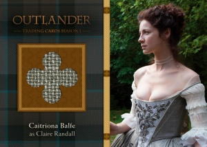 M34 - Caitriona Balfe as Claire Randall
