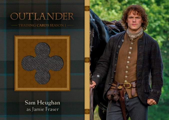M36 - Sam Heughan as Jamie Fraser