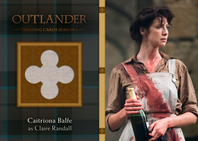 M37 - Caitriona Balfe as Claire Randall