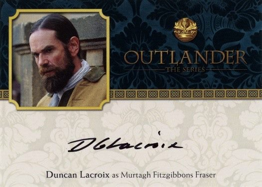DL - Duncan Lacroix as Murtagh Fitzgibbons Fraser