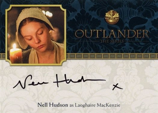 NH - Nell Hudson as Laoghaire MacKenzie