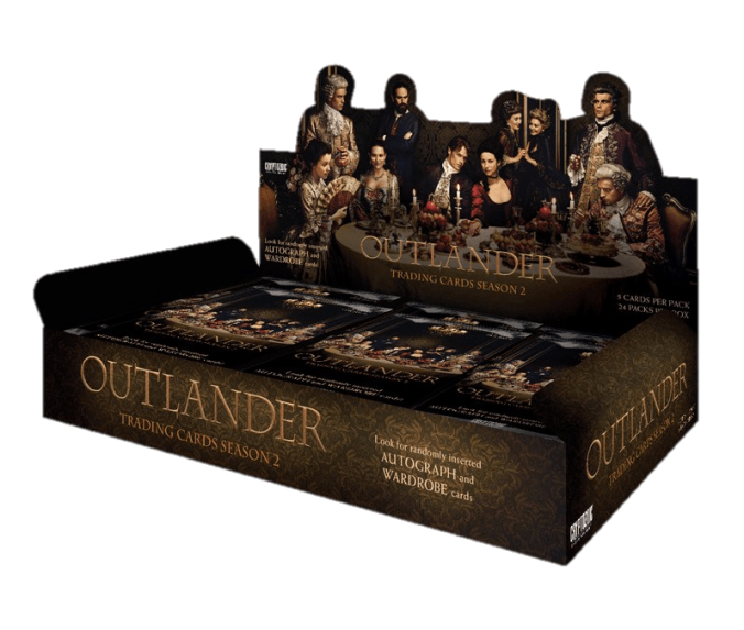 9 Cards Details about  /Outlander Season 2 2017 CHARACTER BIOS Trading Card Insert Set