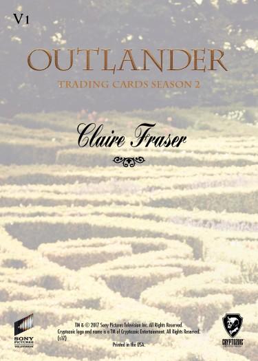 V1b - Claire Fraser