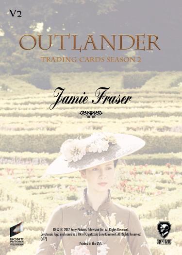 V2b - Jamie Fraser