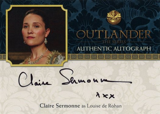 CS - Claire Sermonne as Louise de Rohan