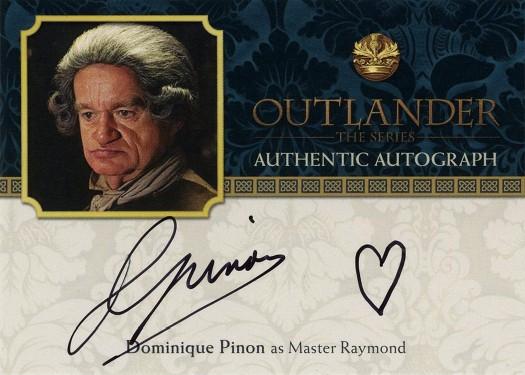 DP - Dominique Pinon as Master Raymond