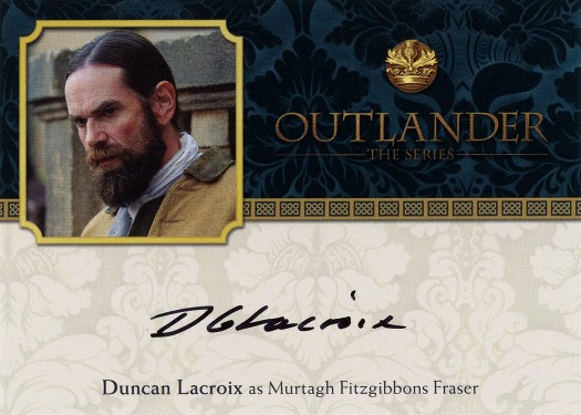 DL - Duncan Lacroix as Murtagh Fizgibbons Fraser
