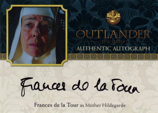 FT - Frances de la Tour as Mother Hildegarde