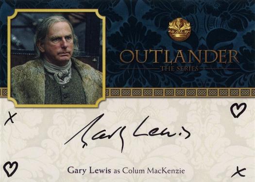 GL - Gary Lewis as Colum MacKenzie